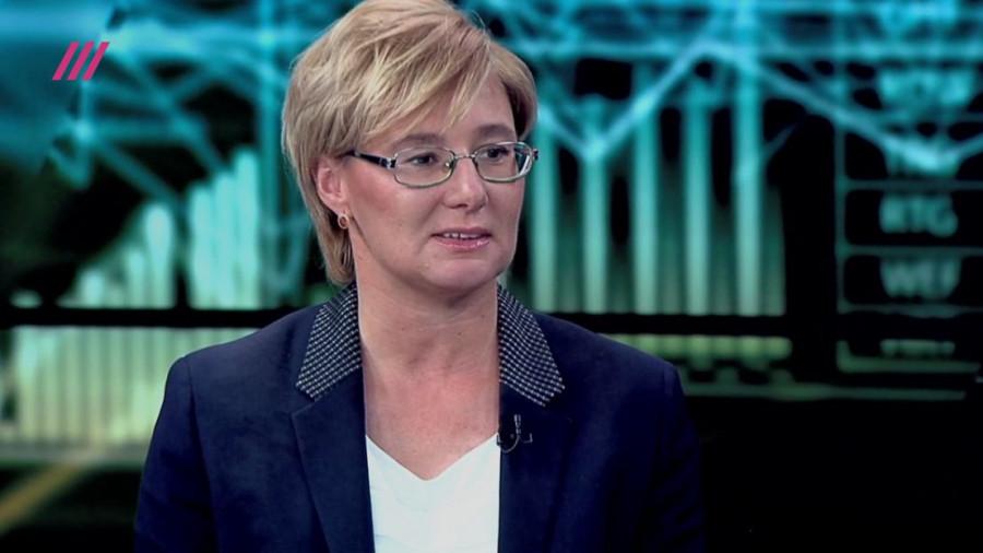 Наталья Акиндинова.
