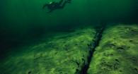 Экспедиция дайверов на глубину Телецкого озера.