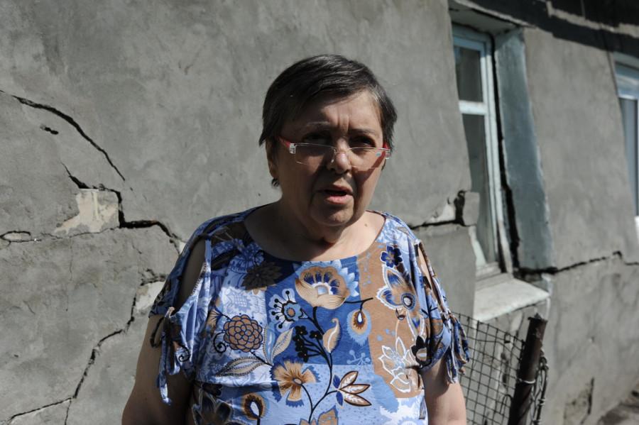 Нина Бородкина.