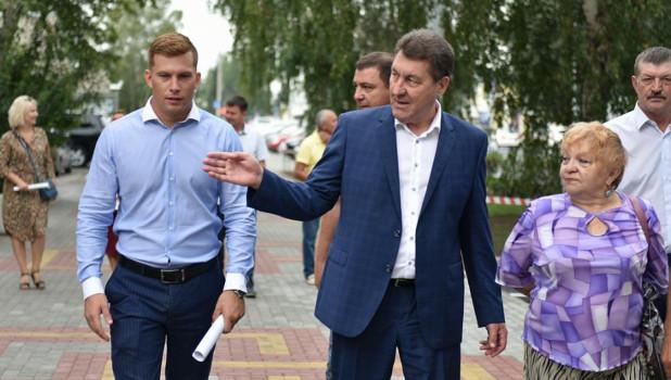 Сергей Дугин проверил отремонтированные улицы.