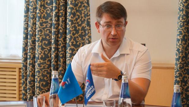 Юрий Еремеев.