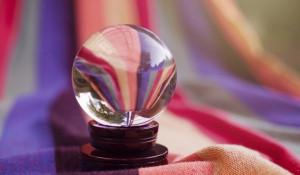 Магический шар, экстрасенс.