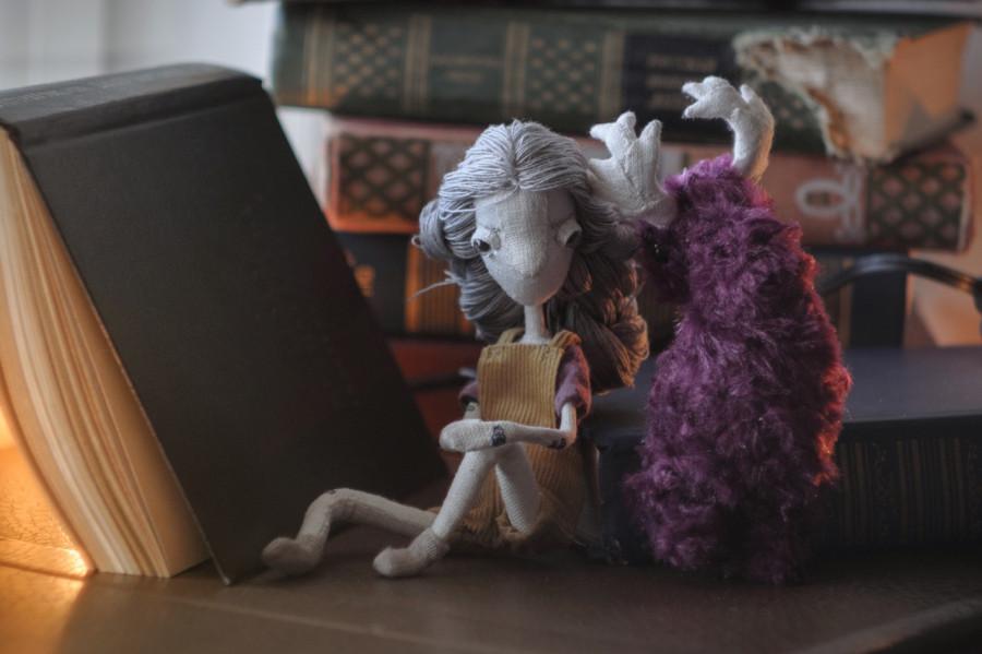 Куклы мастерской Аstrowolki
