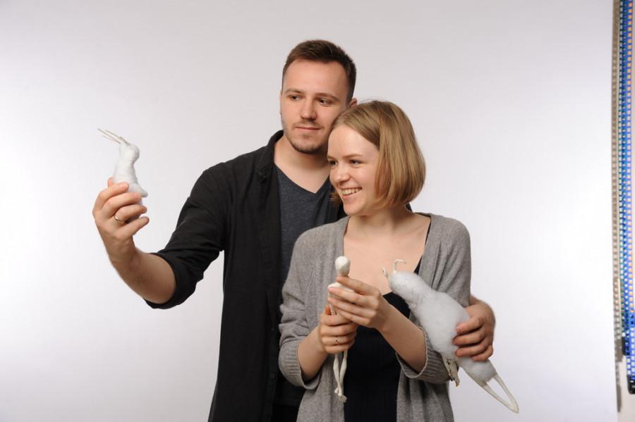 Анастасия и Игорь Белокрыловы
