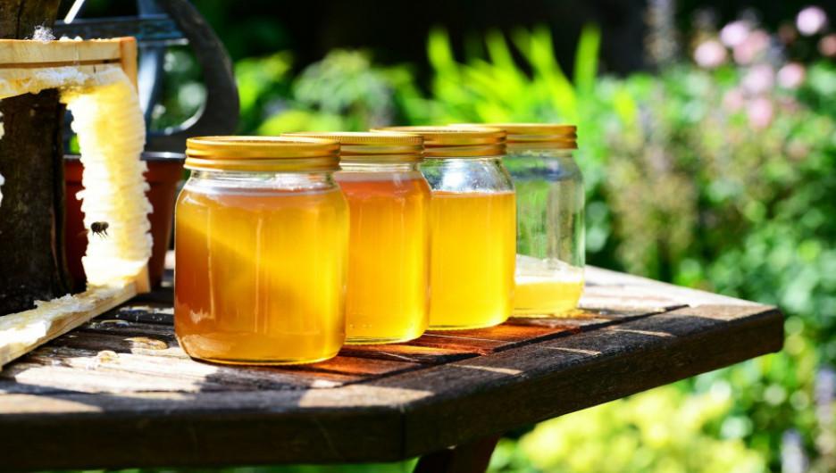 Мёд. Мед