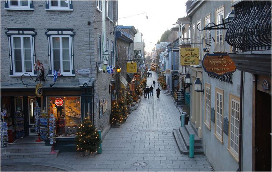 Уютные европейские улочки. Тротуарная плитка.
