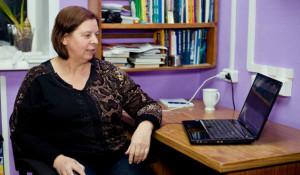 Писательница Анна Самойлова