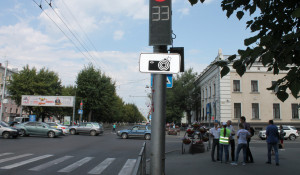 Проверка камер фиксации нарушений ПДД.