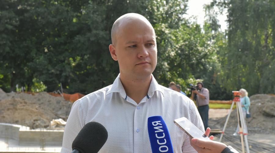 Иван Соснин, заместитель директора ООО «Барнаульское ДСУ №4»