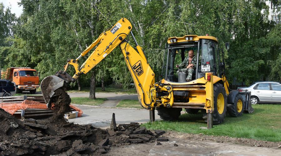 Мэрия рассказала, когда достроит пешеходный фонтан в Барнауле.