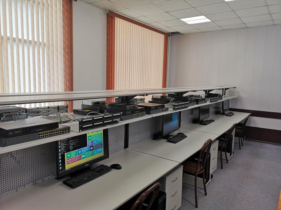 Новые учебные лаборатории для IT-специалистов в АПЭК.