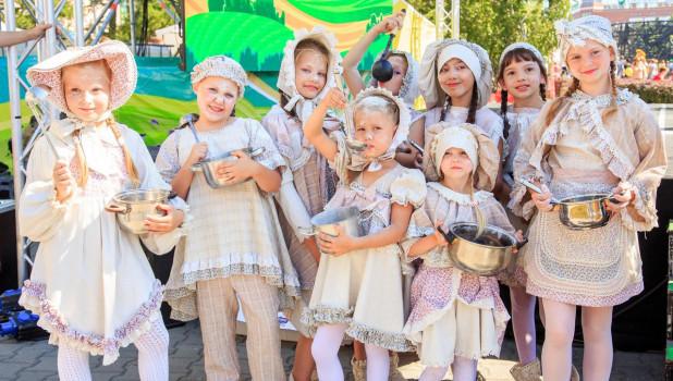 Фестиваль «Дни Алтайского сыра».