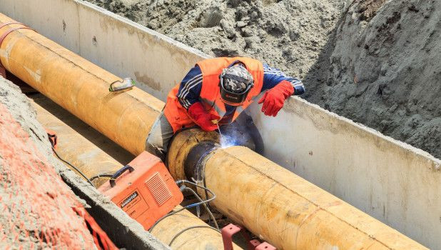 Движение в пос. Новосиликатный будет частично ограничено из-за реконструкции теплосети.