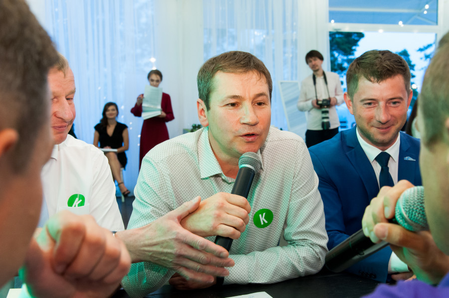 Летняя форсайт-сессия предпринимателей Барнаула
