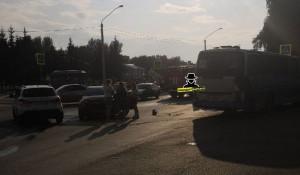 ДТП в Барнауле 17 августа.