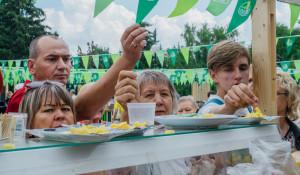 """Фестиваль фермерской еды """"Свое"""" в Барнауле"""