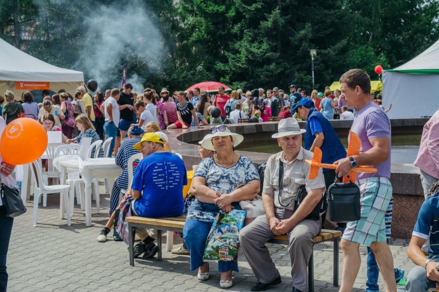 """Фестиваль """"День мясного гурмана-2019""""."""