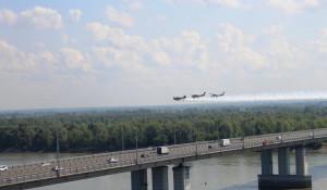 Авиашоу в Барнауле 18 августа.