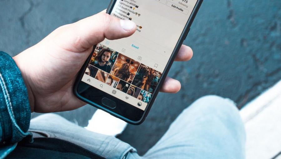 Смартфон. Социальные сети.
