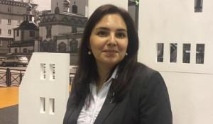 Пресс-секретарь иркутского губернатора Ирина Алашкевич.
