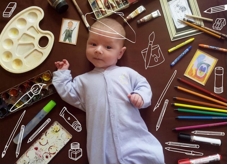 Ребенок. Раннее развитие