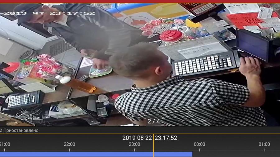 Из магазина в Рубцовске украли самолетик.
