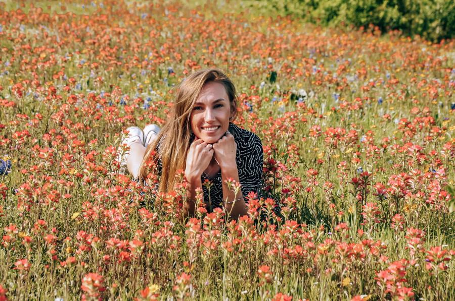 Анна Фомченко, США, студентка университета University of Arizona