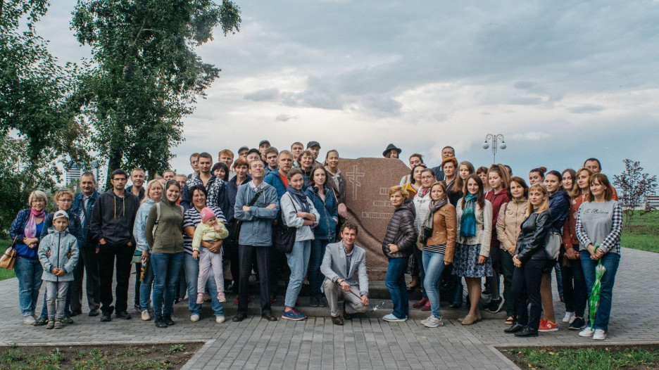 Экскурсия по старым кладбищам Барнаула