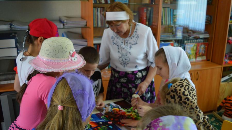 Воскресная школа при Никольском храме
