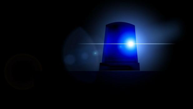 Полиция. Мигалка