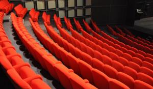 Театр. Кресла. Зрительный зал