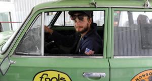 "Экипаж fools_n_roads, участник ""Монгол ралли 2019"". Соломон."