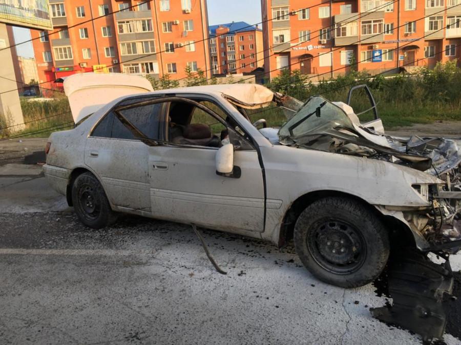 Авария в Бийске, 31 августа 2019 год.