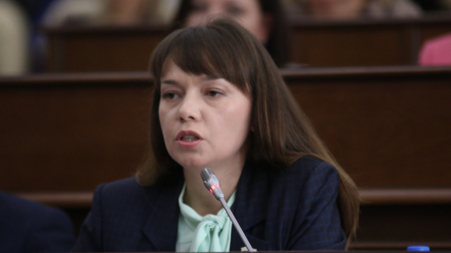 Оксана Молодых.