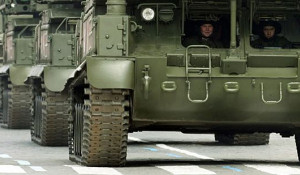 """Военная техника, """"Бук-М2""""."""