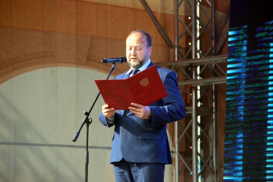 Заместитель председателя Правительства Алтайского края Денис Губин.