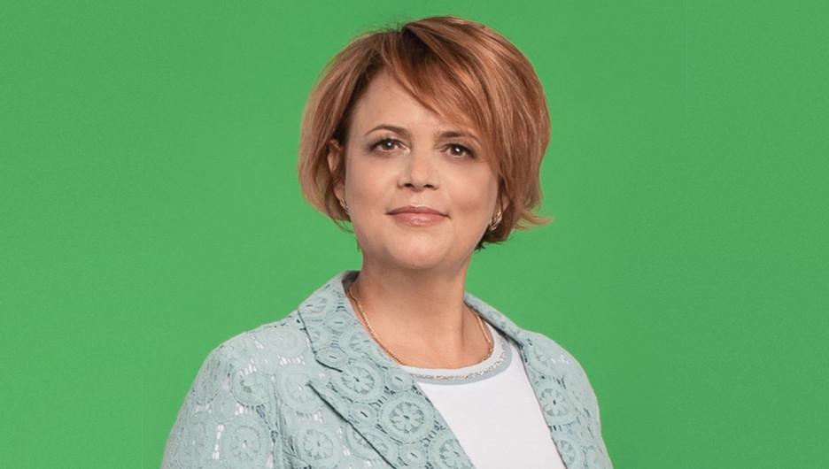 Оксана Козырева.