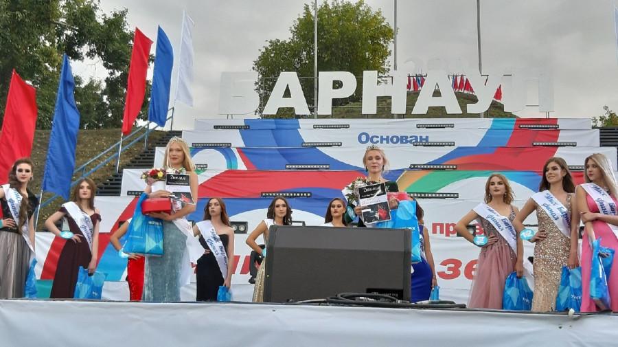 """Конкурс """"Мисс Барнаул - 2019""""."""