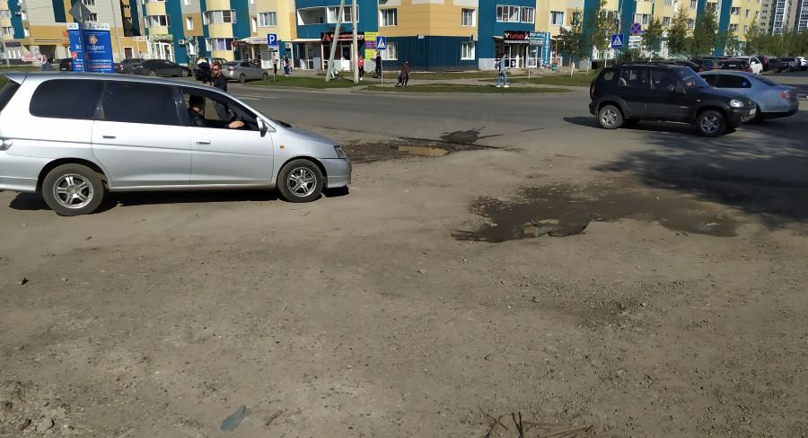 Улица Сиреневая.