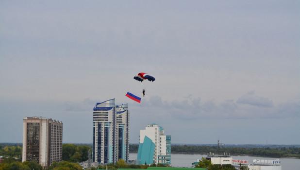 Авиашоу в Барнауле. День города - 2019.