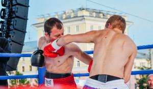 """Турнир по боксу """"Великий бой на великом Алтае - 2019""""."""