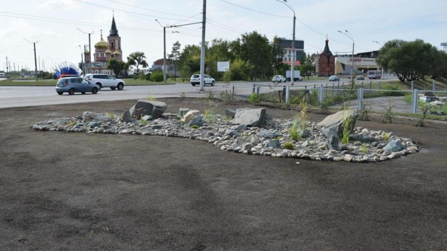 «Росводоканал Барнаул» благоустроил участок в туристическом кластере.