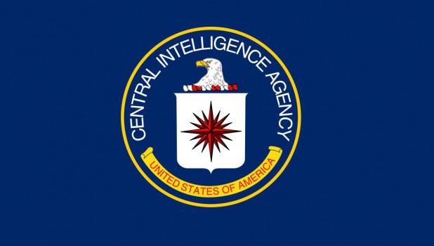 Логотип ЦРУ.