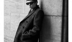 Мужское пальто осень 2019