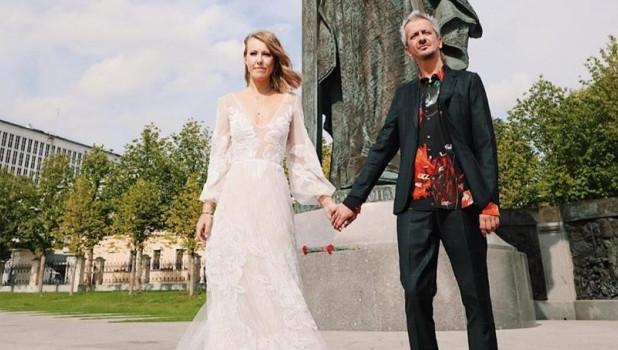 Image result for Собчак станцевала перед гостями на свадьбе в корсете и чулках