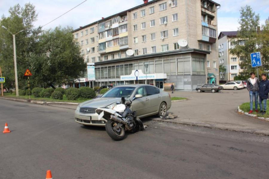 ДТП в Горно-Алтайске.