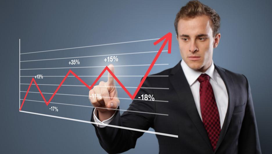 Отечественный рынок инвестиций вырос на 65% с начала года.