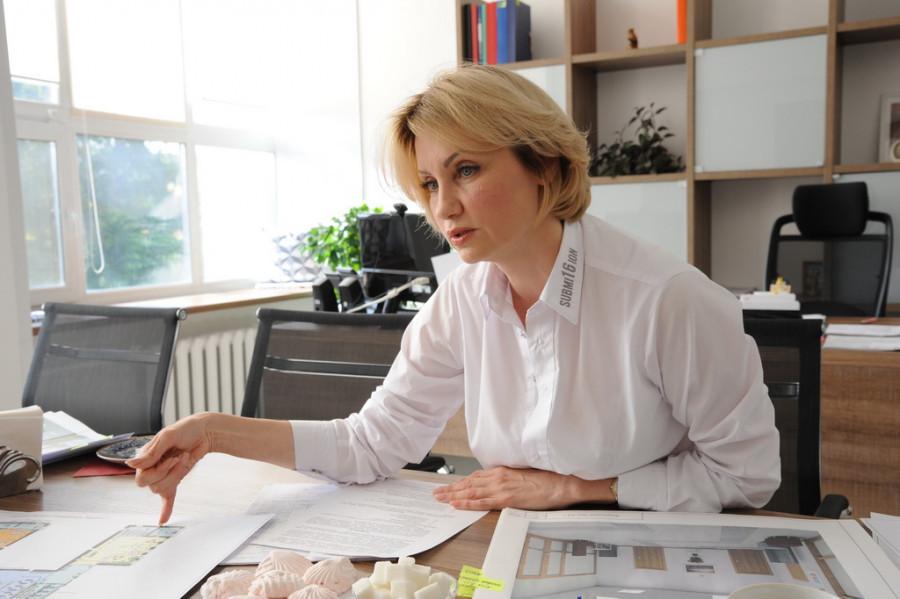 Татьяна Егорова, директор библиотеки им. Шишкова.