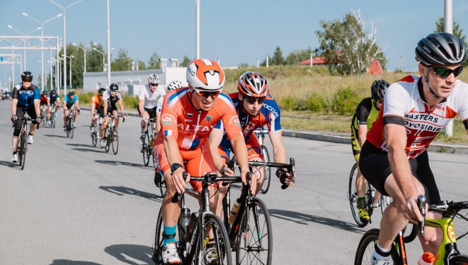 Владимир Гордейчик и велосипедный спорт.