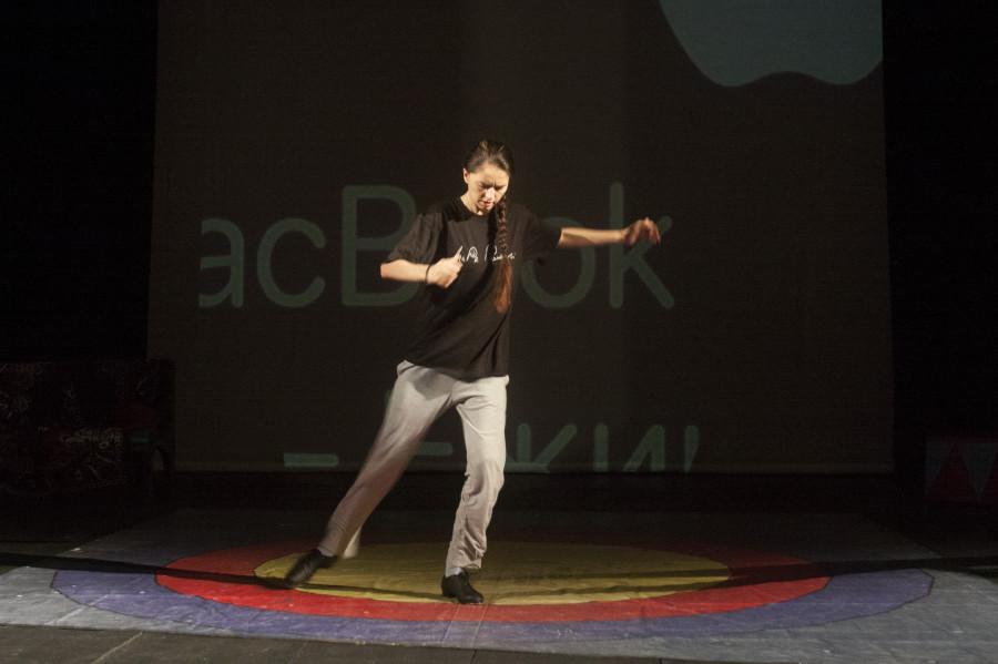 Открытие театрального фестиваля «Здравствуйте, люди!»